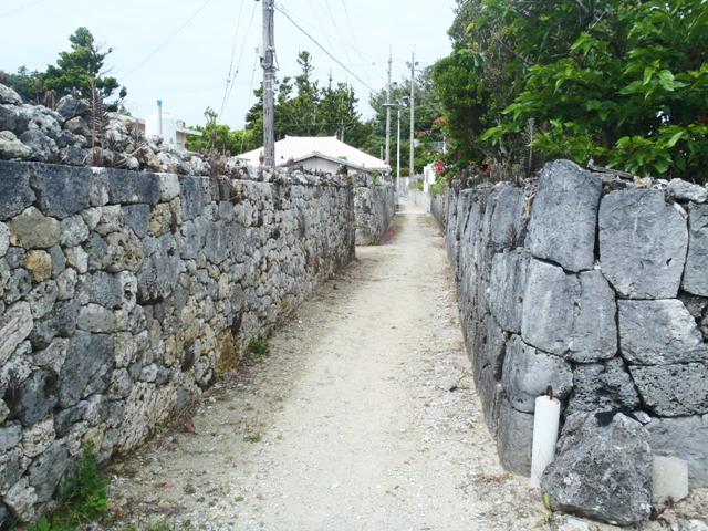 離島の石垣