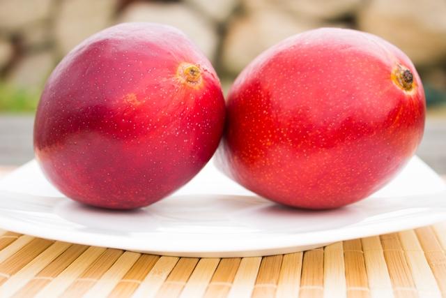 つややかなアップルマンゴーを通販でお届けします
