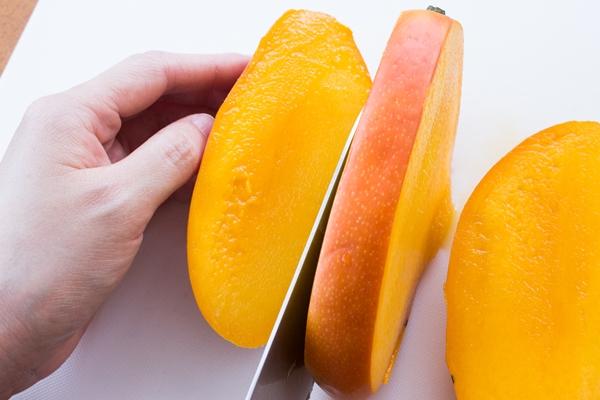 安心してマンゴーをお楽しみください