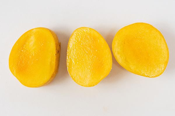 安心して金蜜マンゴーをお楽しみください